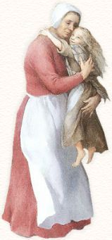 Le tablier de grand Mère